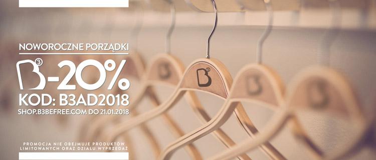 Noworoczne porządki -20%