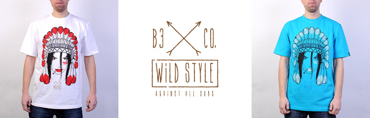B3 Clothes. World Wild Style