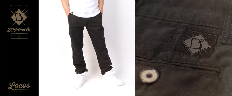 B3 Locos Pants