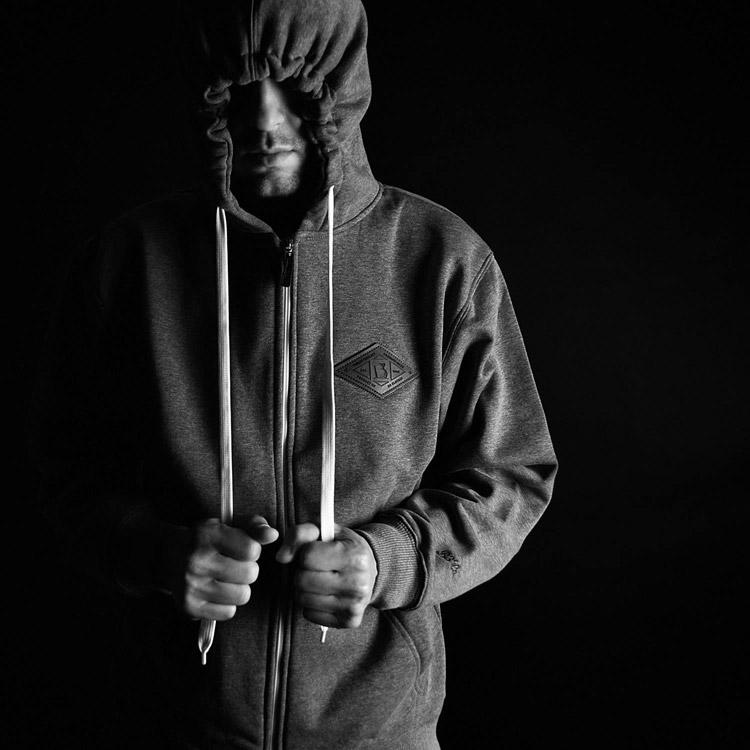 B3 Groove hoodie